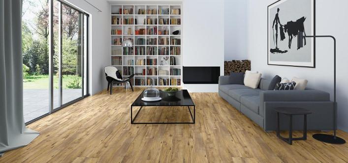 Podlahy Vinyl