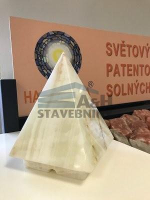 ONYX LAMPY Pyramida