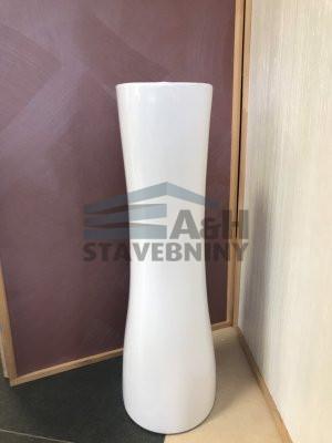 Noha dlouhá k umyvadlu,výška 65 cm