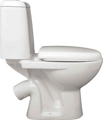 WC kombi Florina 8083, zadní odpad