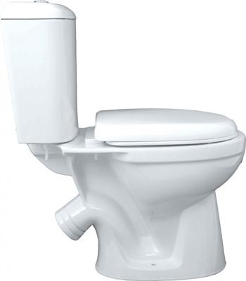 WC kombi Florina 8085, zadní odpad