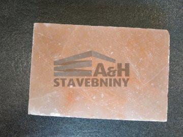 Solná deska na grilování - zlevněná, 30 x 20 x 5 cm, skladem 1 kus