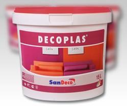 DECOPLAS, omyvatelná barva 3 kg