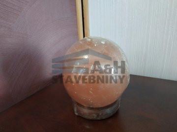 Solná lampa Globus malý - zlevněná, skladem 1 kus