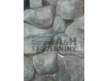Solné kameny šedé 40 - 60 mm