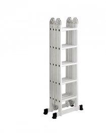 Hliníkové štafle WG607-580 4x5-5,8m multifunkční