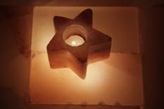 Solný svícen Hvězda