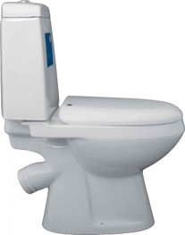 WC kombi Florina A-3095, zadní odpad
