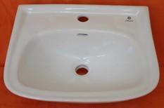 Keramické umyvadlo D-882, bílé