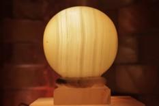 ONYX LAMPY Globus