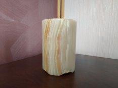 ONYX LAMPA Cylindr - zlevněná, skladem 1 kus