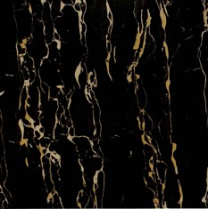 Dlažba JB6090, černá, imitace kamene, 60x60 cm