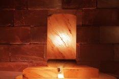 Solná lampa Cylindr