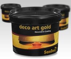 Dekorativní barva DECO ART GOLD
