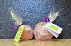 Mýdlo z kamenné soli balené