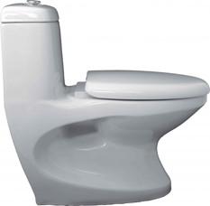 WC kombi Florina 6106, zadní odpad