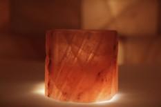 Broušený svícen - Mozaika