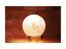 Solná lampa Globus malý
