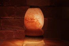 Solná lampa Aroma