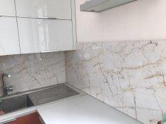 Obklad Imitace mramoru za kuchyňskou linkou