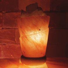 Solná lampa Ohnivá nádoba velká