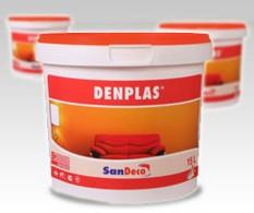 DENPLAS, omyvatelná barva 3 kg