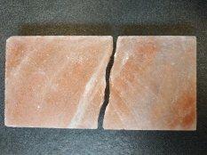 Solná deska na grilování-zlevněná, 40 x 20 x 4 cm, skladem 1 kus