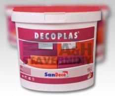 DECOPLAS, matná omyvatelná barva, 20 kg
