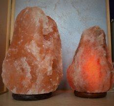 Solná lampa elektrická 5 - 6 kg